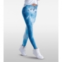 """SOLD OUT """"Jeany-Choos"""" Butt Lifting Gym Leggings"""