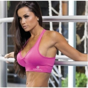 SOLD OUT! Lycra Sport 'Candy' Sports Bra Top