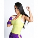 'SOLD OUT' Stretch Mesh 'Breath' Fitness Top