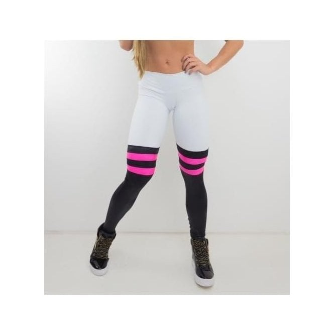 Sqquatproof Prima Donna Emana Sock Fitness Leggings