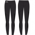 'Strength Meets Style' Supplex Tulle Luxury Leggings