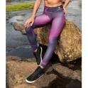 'Summer Lovin' Print Light Fitness Leggings