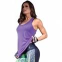 'Superfly' Swing Style Fitness Vest Top