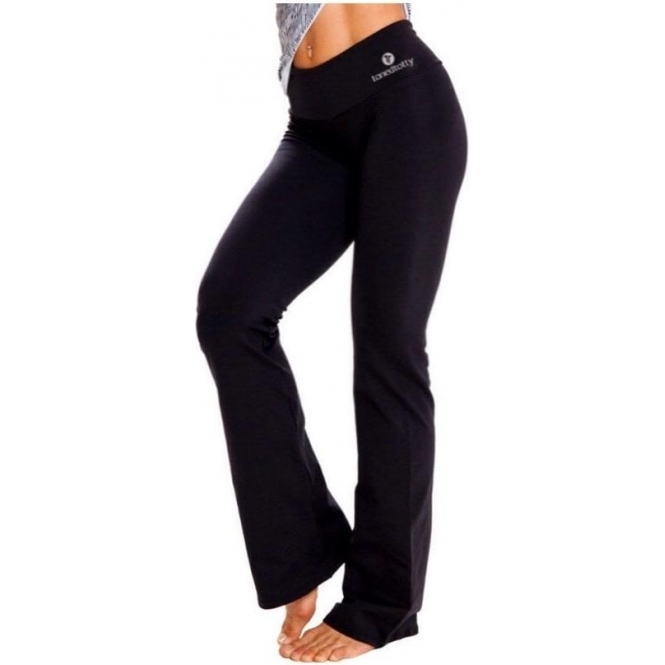Supplex Bootcut Fitness Dance Pants Long Leg