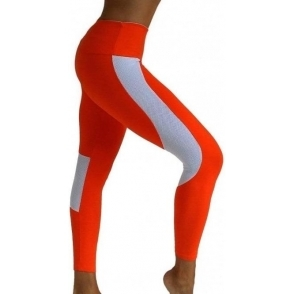 Supplex Mesh Panel 'Primo' Yoga Leggings