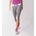 Supplex 'Pure' Fitness Capri Legging