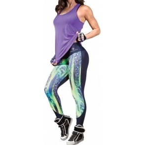 'Tickety-Boo' Light Fitness Leggings