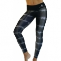 Tie Dye Light Supplex/Lycra Gym Leggings OUT OF STOCK!