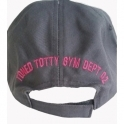 Toned Totty Gym Dept Fashion Baseball Cap 7 Colours