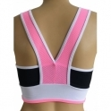 'Totty Gym Dept' Cute Gym Bra top