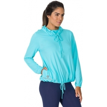 'Ultracool' Peppermint Sports Blouse