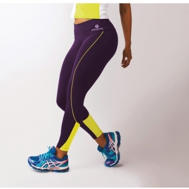 'Va Va Voom' Supplex Fitness Leggings