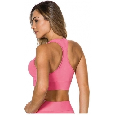 Watermelon Lycra Sport 'Lovie Dovie' Sports Bra