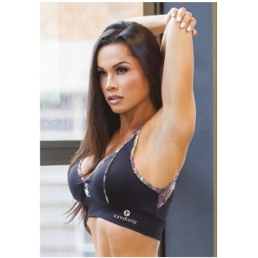 Wild Thing Open Back Padded Sports Bra