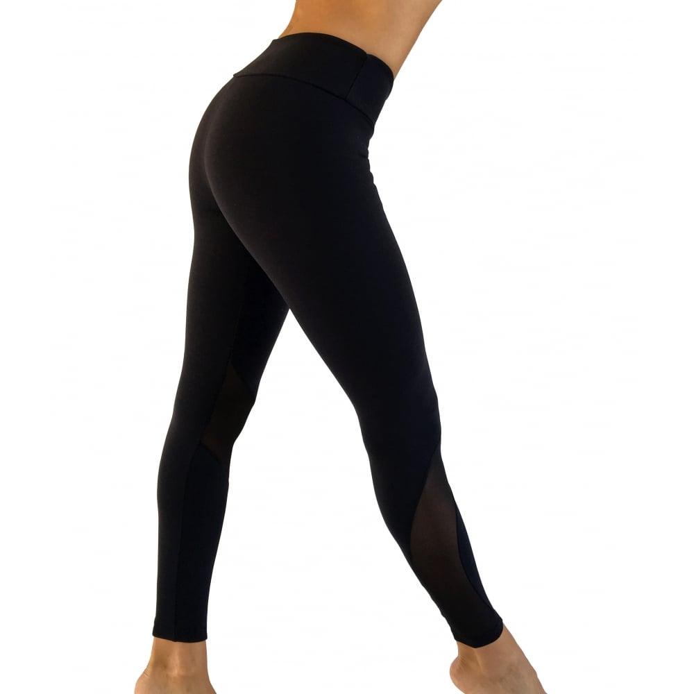 Stylish Black Luxury Supplex Fitness Gym Leggings 73d1ef27ff54