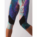 "Wonder BumTum ""Street"" Supplex Gym Leggings"