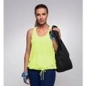 'Woo Woo' Pocket Sports Fitness Top MORE COLOURS