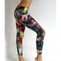 'Zeopard' Luxury Supplex Fitness Legging